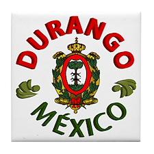 Durango Tile Coaster