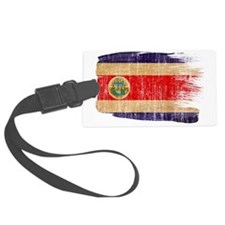 Costa Ricatex3-paint style aged  Luggage Tag