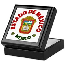 Estado de México Keepsake Box