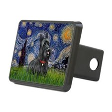 Starry-Scotty1 Hitch Cover