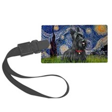Starry-Scotty1 Luggage Tag