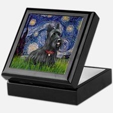 Starry-Scotty1 Keepsake Box