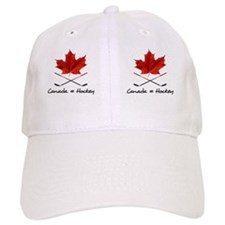 Canada-Hockey-6-bev copy Baseball Cap