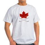 Canada day Mens Light T-shirts