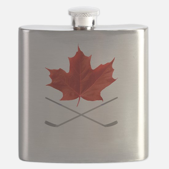 Canada-Hockey-6-whiteLetters copy Flask