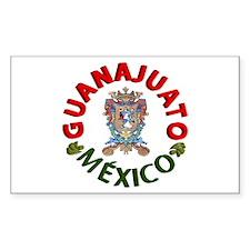 Guanajuato Rectangle Decal