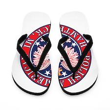 Hamtramck Michigan Polish Flip Flops