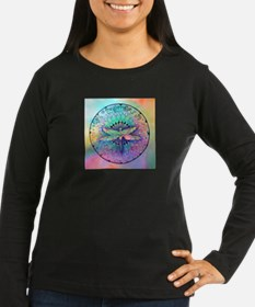 Dragonfly of Light Long Sleeve T-Shirt