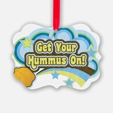 Get Your Hummus On Ornament