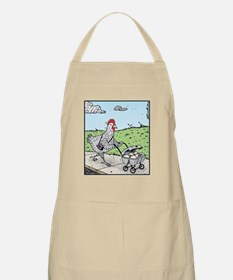 Mother Hen and her Eggs Apron