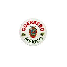 Guerrero Mini Button