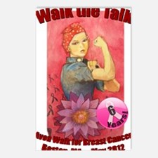 2012 Walk the Talk (front Postcards (Package of 8)