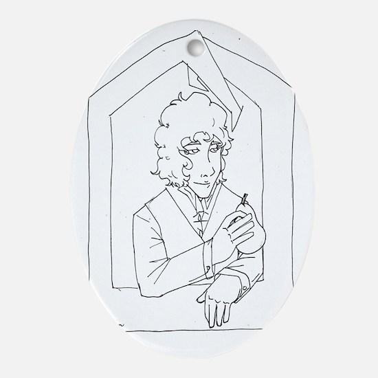 Dhampyr Heritage - Gideon Oval Ornament