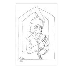 Dhampyr Heritage - Gideon Postcards (Package of 8)