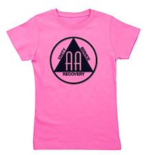 AA_logo_dark Girl's Tee