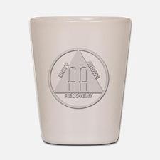 AA_logo_light Shot Glass