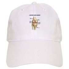 Knee Surgery Gift 9 Baseball Cap