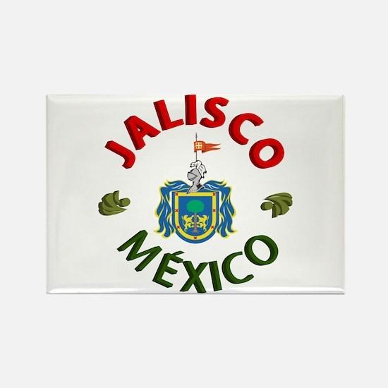 Jalisco Rectangle Magnet