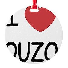 OUZO Ornament