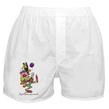 Clowning Around 2 Boxer Shorts