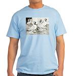 Moorhead Tumbler Pigeons Light T-Shirt