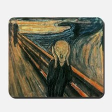 The Scream SC Mousepad