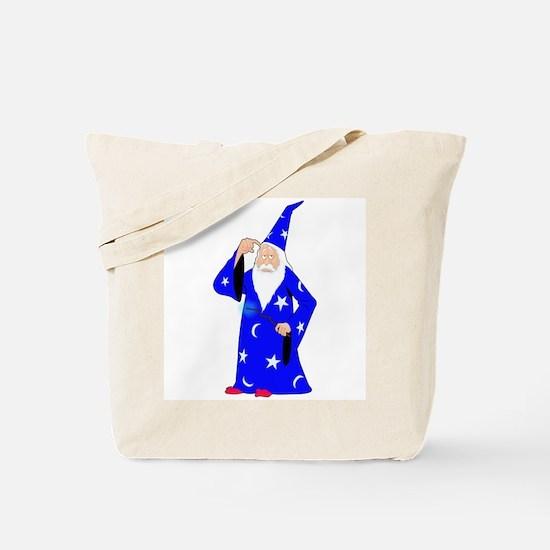 Wizard Wizard Wizard Tote Bag