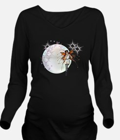 Fairy Amber Long Sleeve Maternity T-Shirt