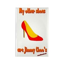 Other Shoes Jimmy Choos 6000 Rectangle Magnet