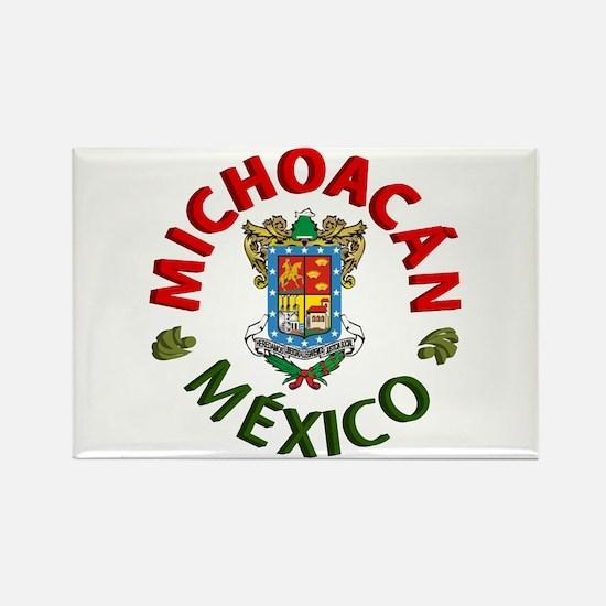 Michoacán Rectangle Magnet