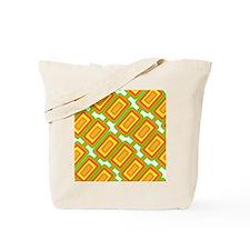 70S-MOD-ORANGE-THROW-PILLOW Tote Bag