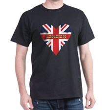 London Heart T-Shirt