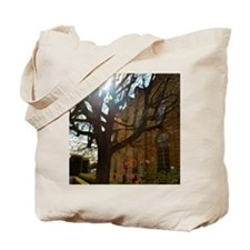 Late Afternoon at the Musée Rodin Tote Bag