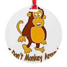 MonkeyAround Ornament