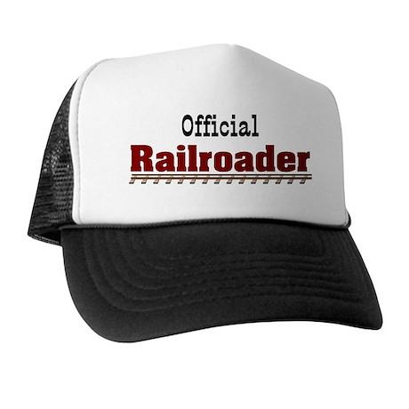 RAILROADER-MUG Trucker Hat