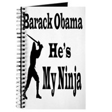 Barack Obama Is My Ninja Journal