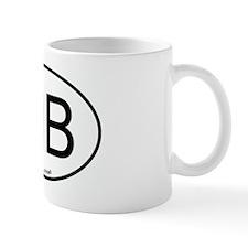MB Pinball Mug