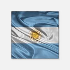 "argentinaMP Square Sticker 3"" x 3"""