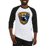 Uss michigan Baseball Tee