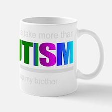 Autism wont stop brother Mug