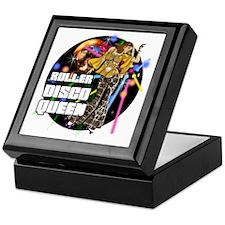 ROLLER DISCO QUEEN Keepsake Box