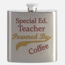 Special Ed. Teacher Powered By Coffee Flask