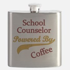 Powered by coffee Teacher counselor  Flask