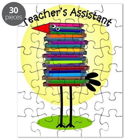 teacher assistant Puzzle
