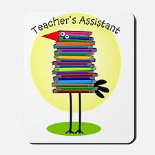 teacher assistant Mousepad
