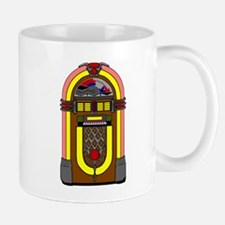 Retro Jukebox Mugs