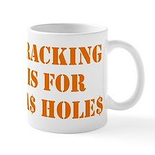 ANTI-FRACKING Mug