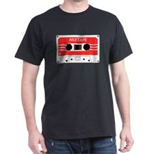 Red Cassette Tape T-Shirt