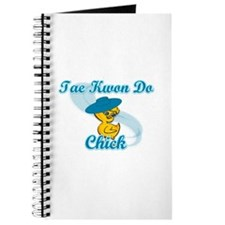 Tae Kwon Do Chick #3 Journal