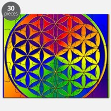 Flower of Life Puzzle